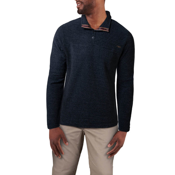 Mountain Khakis Pop Top Fleece Pullover-Black