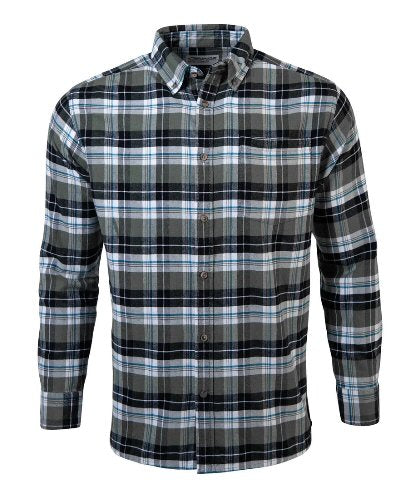 Mountain Khakis Downtown Flannel Shirt looks sharp anywhere in town. Shop Bennetts Clothing for only the best in name brand menswear with same day shipping