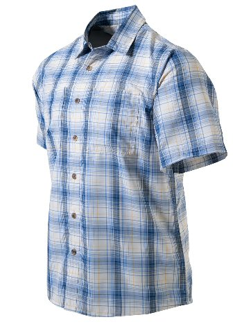 Mountain Khakis Pointe Short Sleeve Shirt-Indigo