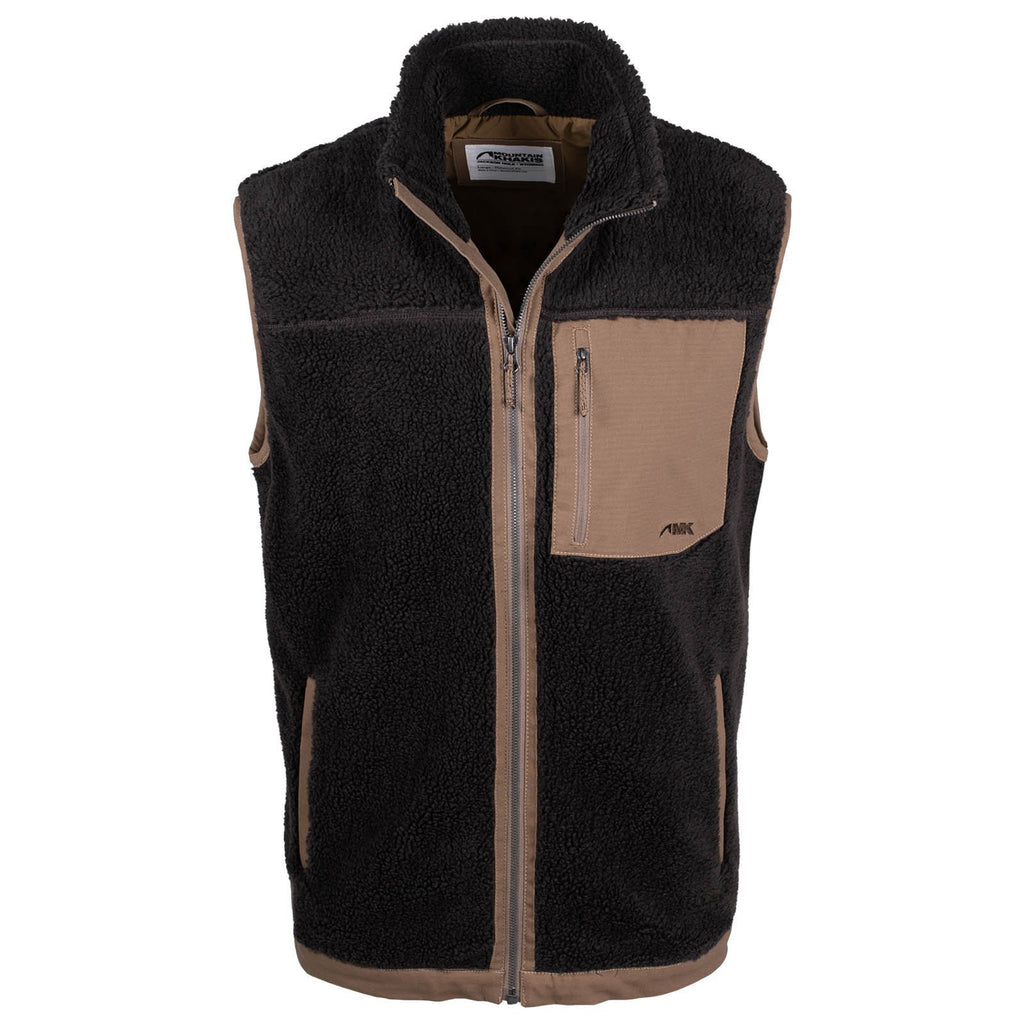 Mountain Khakis Fourteener Shearling Vest will keep warmth on your side this winter. Shop Bennetts Clothing for only the best in name brand menswear with same day shipping