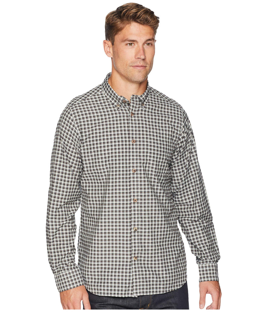 Mountain Khakis Spalding Gingham Shirt -Shop Bennetts Clothing for only the best in name brand menswear with same day shipping