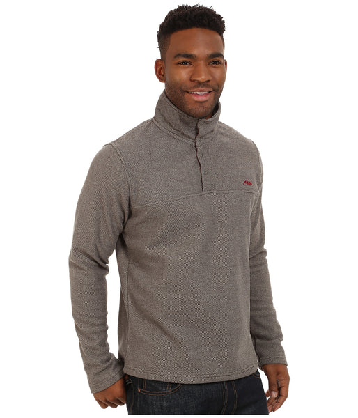 Mountain Khakis Pop Top Pullover-Terra