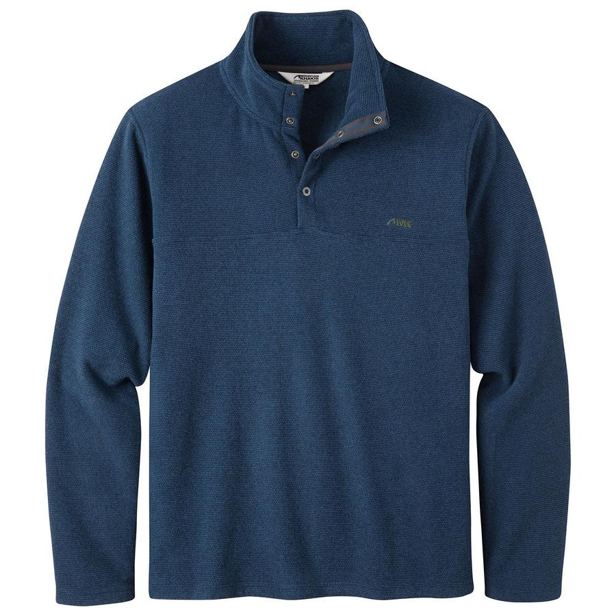 Mountain Khakis Pop Top Pullover -Shop Bennetts Clothing for only the best in name brand menswear with same day shipping