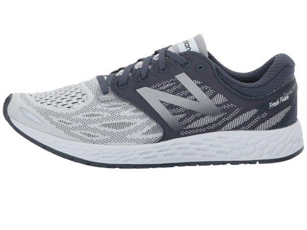 New Balance Womens Zante V3-Thunder-Artic Fox-White