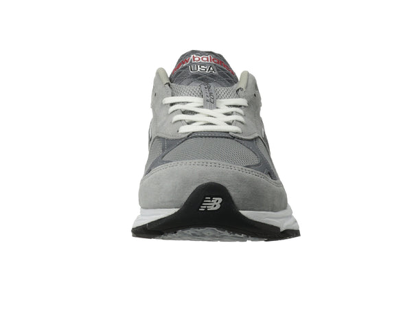 New Balance M990v3 Running Shoe-Grey - Bennett's Clothing - 5