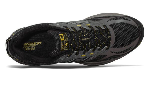 New Balance Men's 510v4 Trail Running Shoe-Castlerock with Black