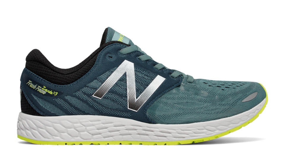 New Balance Men's Fresh Foam Zante V3-Supercell-Hi-Lite