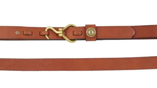 Over Under Hoof Pick Belt-London Tan