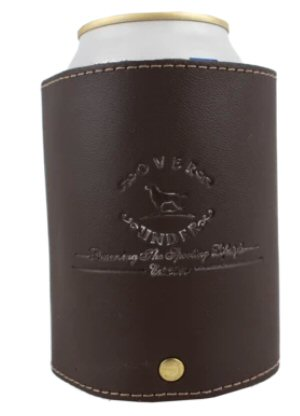 Over Under Leather Koozie has unmatched style to hold your favorite toddy. Shop Bennetts Clothing for the the brands that separate the gentlemen from the boys.