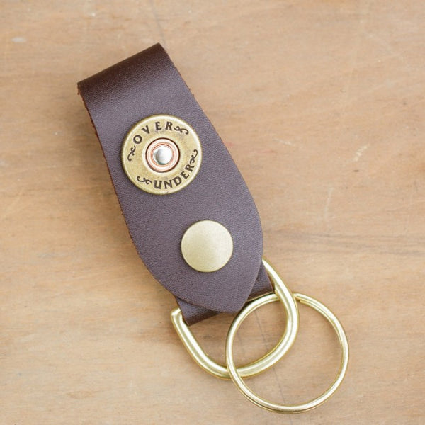 Over Under Leather Key Fob - Bennett's Clothing - 1
