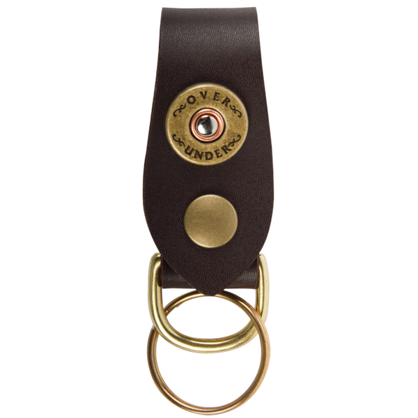 Over Under Leather Key Fob - Bennett's Clothing - 2