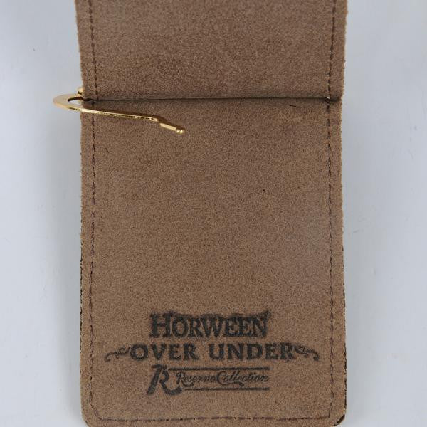 Over Under Horween Front Pocket Wallet