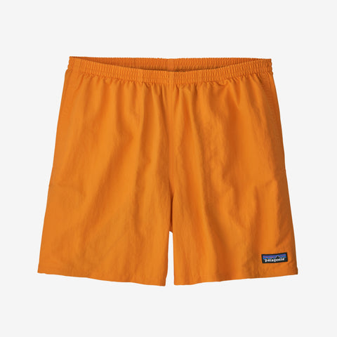 "Patagonia Baggies 5"" shorts for men are made for in or out of the water. Shop Bennetts for a large selection of mens outdoor wear from the top name brands."