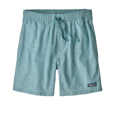 "Patagonia Baggies Naturals 6 1/2"" short for men is made from hemp and organic cotton and really comfortable. Shop Bennetts Clothing for outdoor wear from the brands you love."