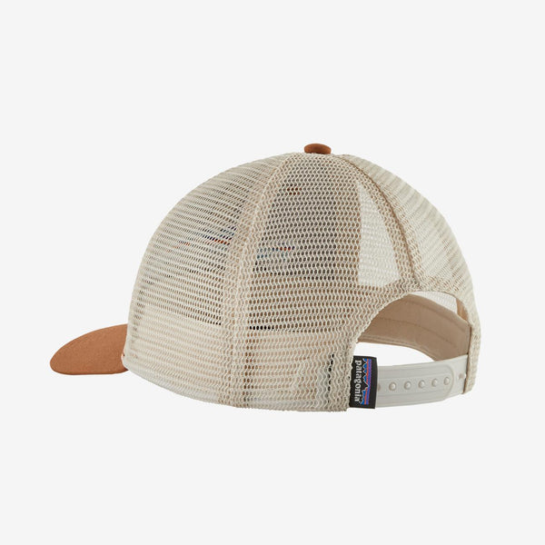 Patagonia Fitz Roy Smallmouth LoPro Trucker Hat-Earthworm Brown