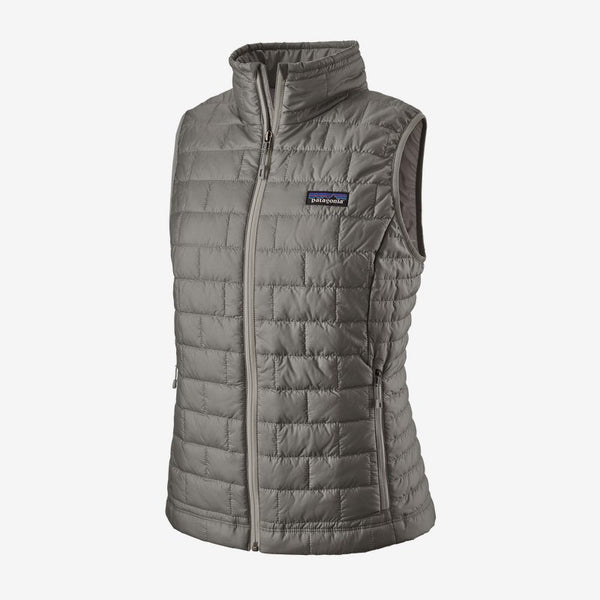 Patagonia Nano Puff Vest for women is lightweight, warm and packable. Shop Bennetts Clothing for a large selection of womens outerwear and boots with same day shipping