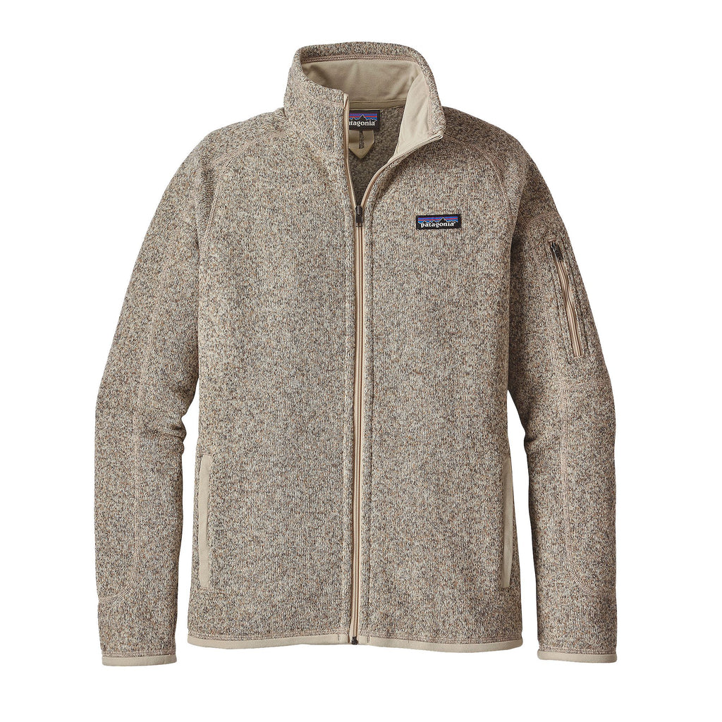 Patagonia Womens Better Sweater Jacket-Pelican