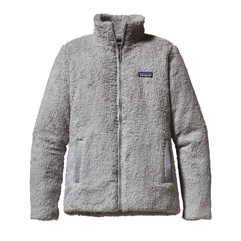 Patagonia Womens Los Gatos Fleece Jacket-Drifter Grey - Bennett's Clothing