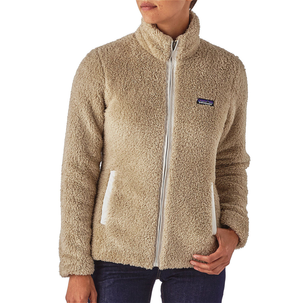Patagonia Womens Los Gatos Fleece Jacket-El Cap Khaki - Bennett's Clothing - 1