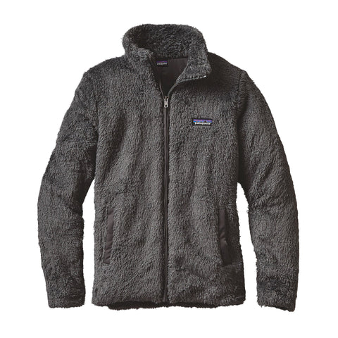 Patagonia Womens Los Gatos Fleece Jacket-Forge Grey - Bennett's Clothing