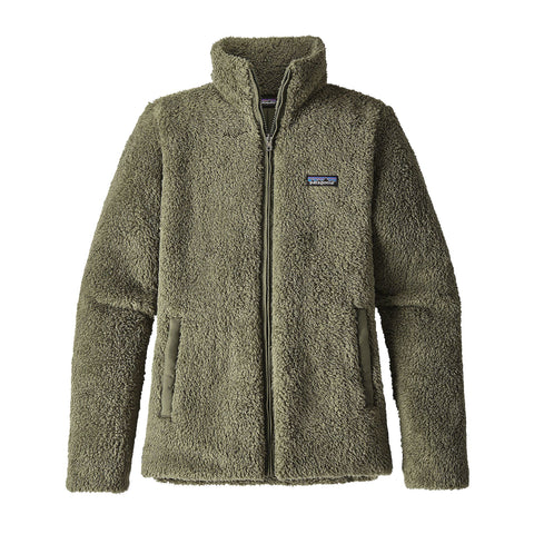 Patagonia Womens Los Gatos Fleece Jacket-Industrial Green