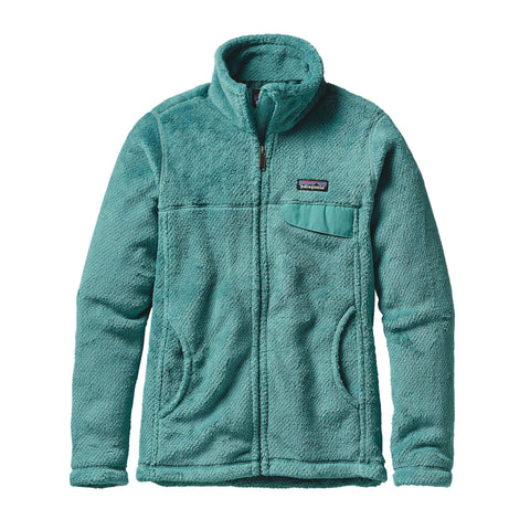Patagonia Womens Full-Zip Re-Tool Jacket-Mogul Blue - Bennett's Clothing