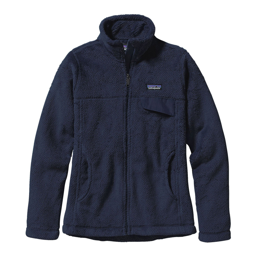 Patagonia Womens Full-Zip Re-Tool Jacket-Navy - Bennett's Clothing