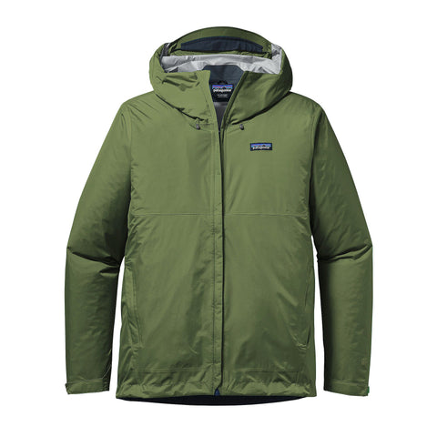 Patagonia Men's Torrentshell Jacket-Buffalo Green - Bennett's Clothing
