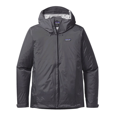 Patagonia Men's Torrentshell Jacket-Forge Grey - Bennett's Clothing