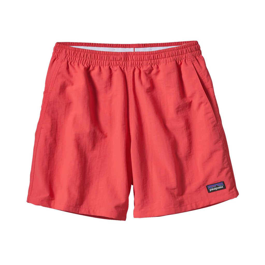 Patagonia W's Baggies Short-Shock Pink - Bennett's Clothing