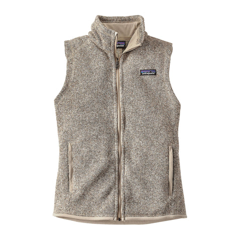 Patagonia Womens Better Sweater Fleece Vest-Pelican