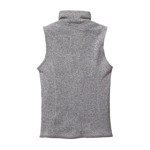 Patagonia Womens Better Sweater Fleece Vest-Birch White - Bennett's Clothing - 3