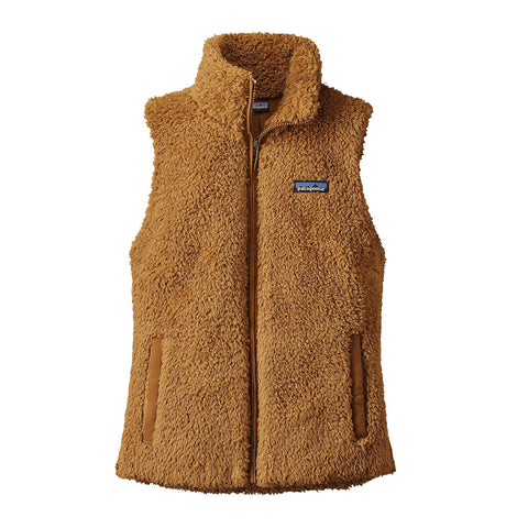 Patagonia Womens Los Gatos Vest-Bear Brown