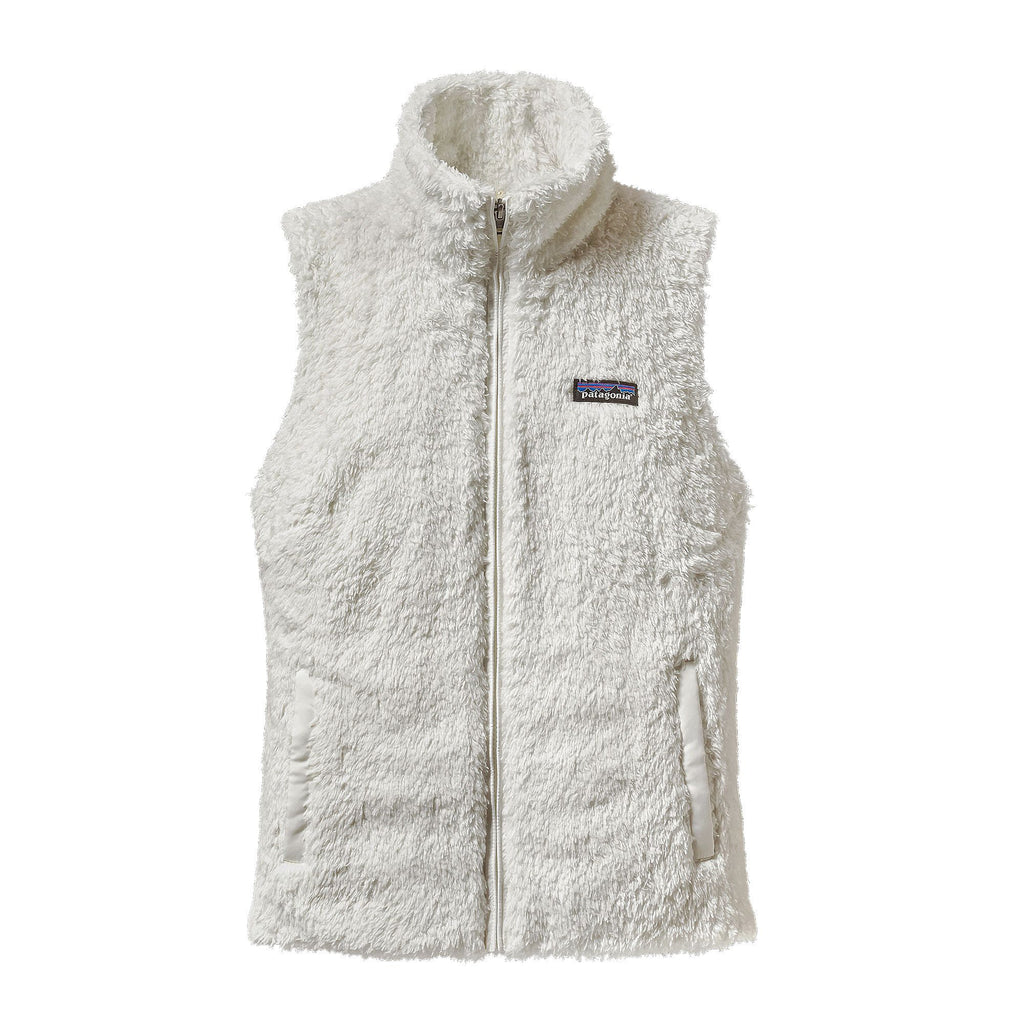Patagonia Womens Los Gatos Vest-Birch White - Bennett's Clothing