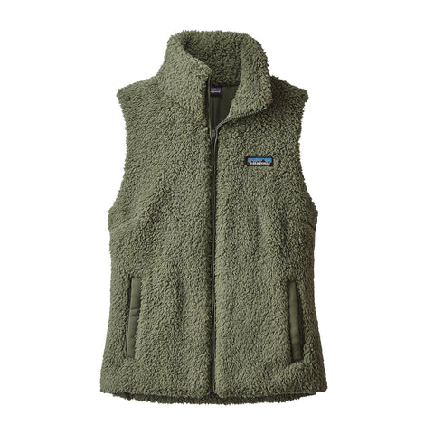 Patagonia Womens Los Gatos Vest-Industrial Green