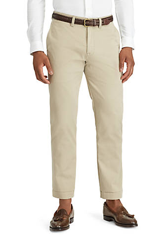 Polo Ralph Lauren Classic Fit Chino Pant looks classy for the office or a night out on the town. Shop Bennett's Clothing for the brands you know and love with same day shipping to your front door.