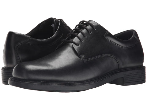 Rockport Margin Oxford Dress Shoe-Black - Bennett's Clothing - 1