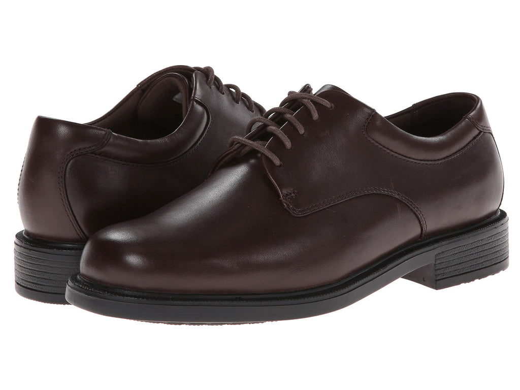 Rockport Margin Oxford Dress Shoe-Brown - Bennett's Clothing - 1