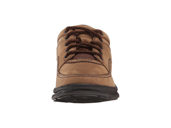 Rockport World Tour Classic Walking Shoe-Chocolate Nubuck - Bennett's Clothing - 5