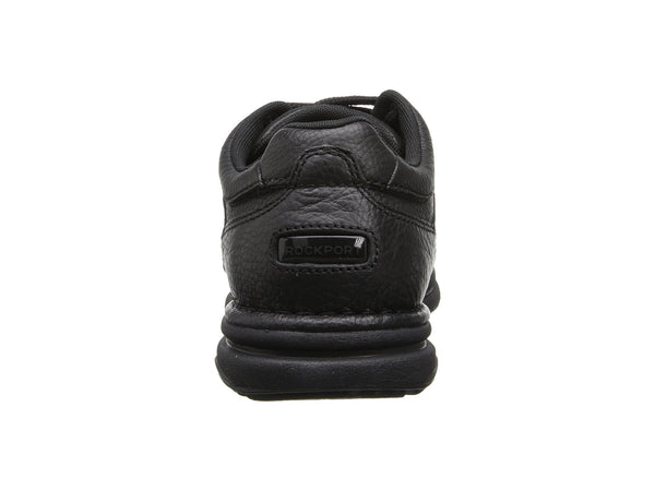 Rockport World Tour Classic Walking Shoe-Black Tumbled - Bennett's Clothing - 3