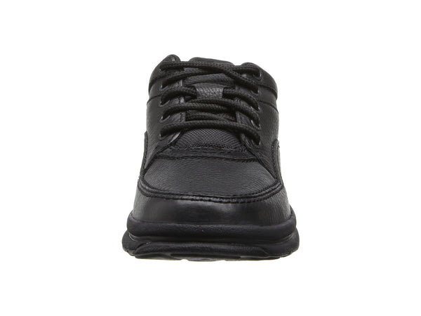 Rockport World Tour Classic Walking Shoe-Black Tumbled - Bennett's Clothing - 5