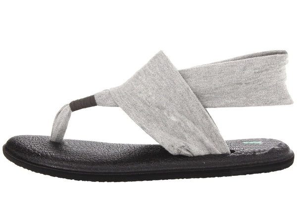 Sanuk Womens Yoga Sling 2 Sandal-Grey - Bennett's Clothing - 2