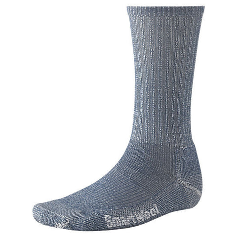 Smartwool Mens Hike Light Crew Socks-Denim-Large - Bennett's Clothing - 1