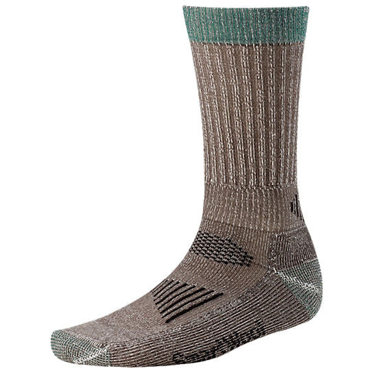 Smartwool Men's Hunt Light Crew Socks-Taupe-Large - Bennett's Clothing - 1