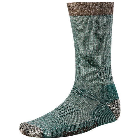 Smartwool Hunt Medium Crew Socks-Loden-Large - Bennett's Clothing - 1