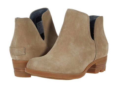 Sorel Lolla II Cut-Out Bootie-Khaki II