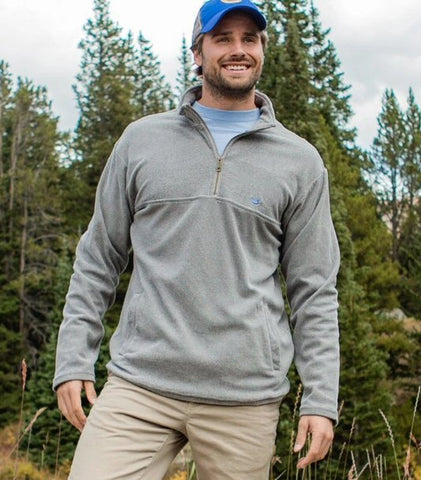 Southern Marsh Copper Trail Fleece Pullover will fit right in with your wardrobe and active lifestyle. Shop Bennett's Clothing where you find the best brands with same day shipping.