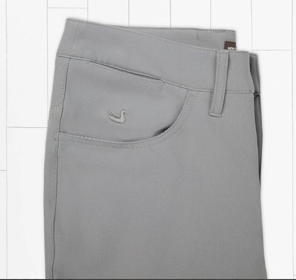 Southern Marsh Frisco Stretch Pant-Light Grey
