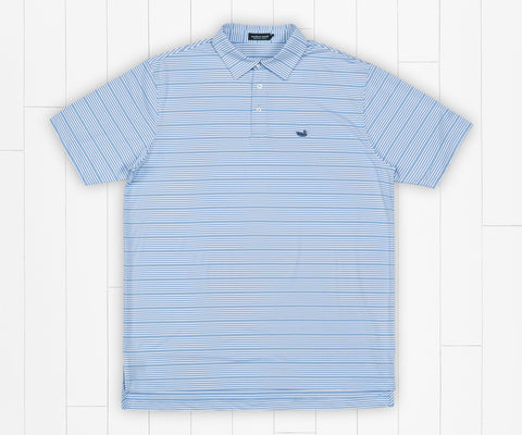 Southern Marsh Bermuda Performance Polo can be dressed up or down and will keep you cool while living your active lifestyle. Shop Bennetts Clothing where you find the best brands and same day shipping.