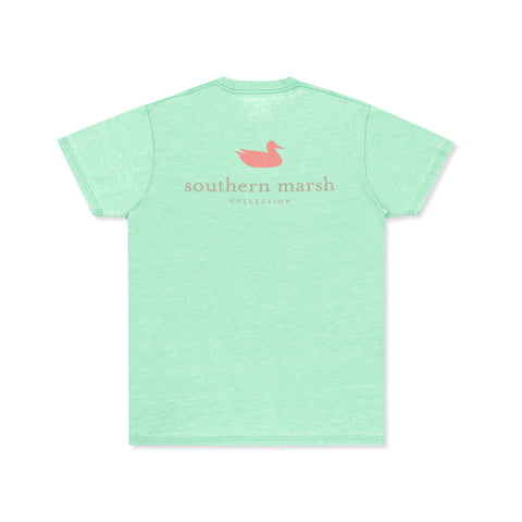 Southern Marsh Seawash Authentic T-shirt is new this season. Shop Bennetts Clothing where you find the best brands and same day shipping.